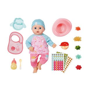 Baby Annabell Lunch Time Annabell 43cm | Baby Annabell