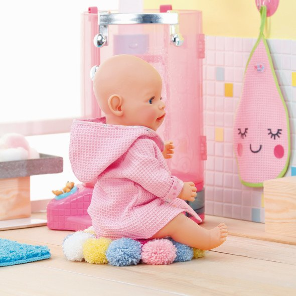 BABY born Bath Bathrobes 43cm | BABY born