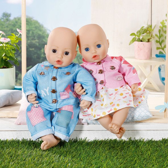 Baby Annabell Outfit Boy&Girl 43cm | Baby Annabell