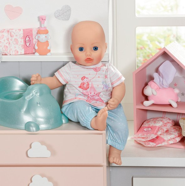 Baby Annabell Potty Set   Baby Annabell