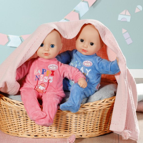 Baby Annabell Little Romper pink 36cm | Baby Annabell