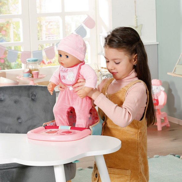 Baby Annabell Lunch Time Feeding Chair | Baby Annabell