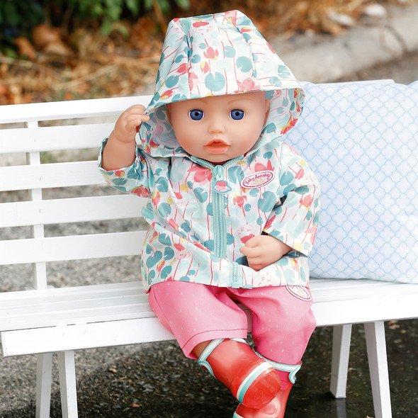 Baby Annabell Deluxe Regen Set 43cm | Baby Annabell