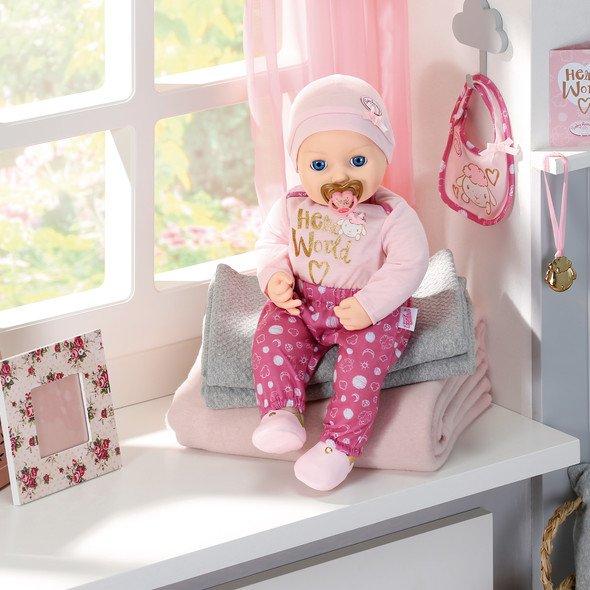 Baby Annabell Deluxe Startet Set 43cm | Baby Annabell